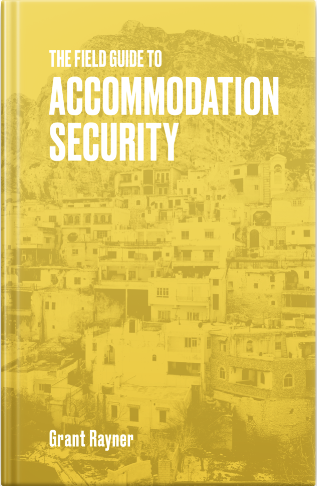 The Field Guide to Accommodation Security